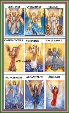 Face: Dharma y Karma Catholic Art, Religious Art, Catholic Archangels, Angel Hierarchy, Religion, Christian Artwork, Angel Warrior, Angel Pictures, Angel Cards