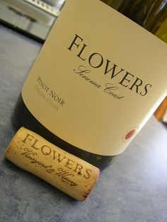 Flowers Pinot Noir - Very good!