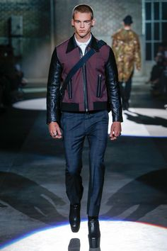 Dsquared2 Spring 2017 Menswear Collection Photos - Vogue