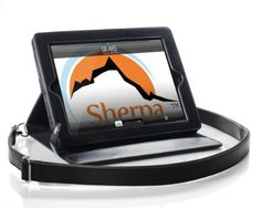 Shoulder Strap Carrying Case for iPad Mini by Sherpa Carry - Midnight by Sherpa Carry, http://www.amazon.com/dp/B00ARK7Y6G/ref=cm_sw_r_pi_dp_GPALrb1J3G2SY