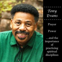 #056 - A Chat with Tony Evans | Chrystal Evans Hurst
