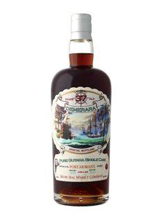 Rhum DEMERARA 37 ans 1975 Rum 51,1% - La Maison du Whisky