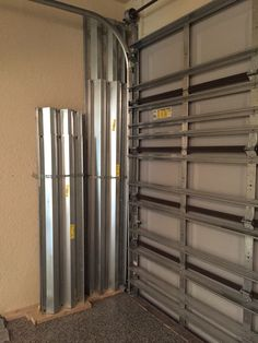 Hurricane shutter storage & 33.25