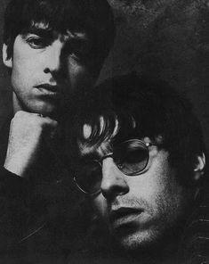Oasis Noel & Liam