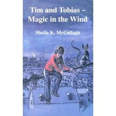 Tim and Tobias: Magic in the Wind. One of the books in my favourite fantasy series as a child. Would love to get hold of them again, but the books have, unfortunately, been out of print for a long time and rare to come across, let alone purchase. One used book could cost at least £40 and goes up to more than £100!