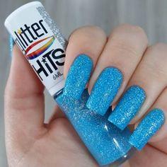 Glitter, Art Supplies, Nails, Instagram, Photos, Style, Nail Design, Nail Art, Nail Ideas