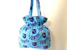 Kansas City Tote Royals Tote Bag Tote Bag Royals Fan by 2Fun4Words