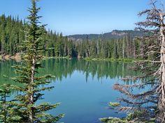 Devils Lake, Oregon