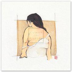 Pairs of Breasts by Moitao. #dickefrau #kunst #malerei #rubensfrau | http://www.kunst-in-bildern.de/bildergalerie/pairs-of-breasts