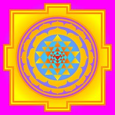 Sri Yantra - Wikipedia, the free encyclopedia