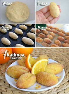 Portakallı Pratik Tatlı Tarifi Turkish Sweets, Turkey Cake, Delicious Desserts, Yummy Food, Easy Sweets, Tea Time Snacks, Recipe Mix, Turkish Recipes, Sweet Cakes
