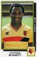 LUTHER BLISSETT Watford (1986)