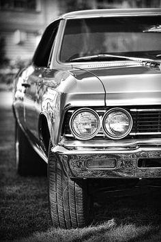 1966 Chevrolet Chevelle SS 427 - by Gordon Dean II