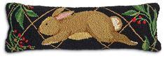 6870: Rabbit Run Lumbar Pillow (Product Detail)