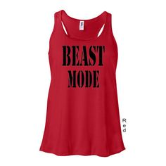 Beast Mode Gym Tank Top Muscle Tank Ladies Flowy Racerback... ($12) ❤ liked on Polyvore featuring tops, shirts, black, tanks, women's clothing, ruched tank, marble top, neon racerback tank tops, marble shirt and drapey tank