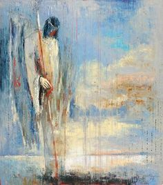 Moorage of Hope Painting Hope Painting, Oil On Canvas, Canvas Art, Saatchi Art, Modern Art, Original Paintings, Abstract, Artist, Expressionism