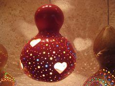 Su Kabağı Lamba Sevgililer Günü Özel Serisi