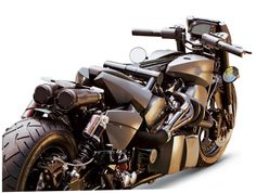 TwinTrax by The German Motorcycle Authority, with 2 harley v-twins (!)