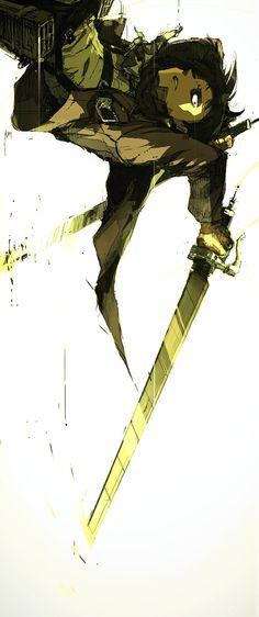 Levi!~~~~ Shingeki No Kyojin!