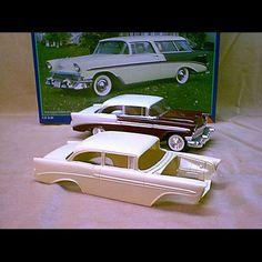 Chevrolet Bel Air 2-Door Sedan - Mason City Miniatures MCM