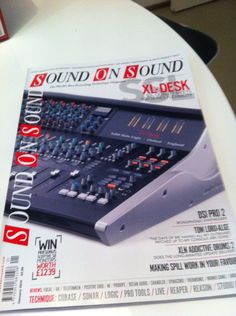 SoundOnSound cover