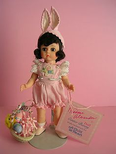 "Madame Alexander ""A Child at Heart Easter Bunny"""