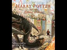 Harry Potter and the Goblet of Fire (Part 1) Read by Stephen Fry Harry Potter Schmuckausgabe, Rowling Harry Potter, Harry Potter Birthday, Slytherin, Hogwarts, Lord Voldemort, Thomas Kinkade, Bratislava, Maisie Williams