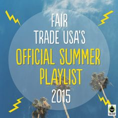 Get excited: The TOP 10 Hottest #FairTrade Products for #Summer  are here! #WIN a Fair Trade goodie bag here: http://fairtrd.us/1U1RTw0 #giveaway #playlist #giftguide