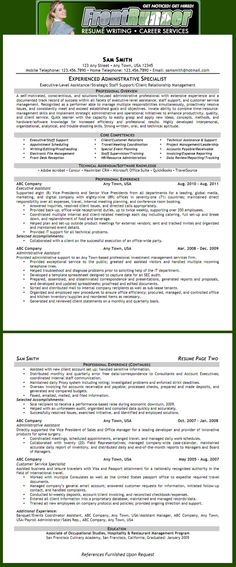 use this administrative assistant resume sample to help you write your own  and read our