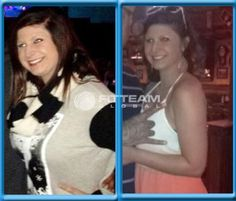 """""""What can you do in 4 months?? I found confidence I never realized I had. I feel good about going to the pool, wearing shorts and being happy!! I love my FIT and love how it's changed my life!!"""" -Tori Taft  #fitteam #fitteamglobal #energy #weightloss #fatloss #health"""