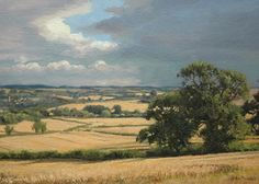Storm Brewing, Peter Barker's Palette ( British painter).