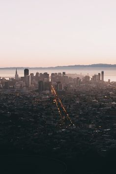 San Francisco Feelings - SF by Michael Salisbury