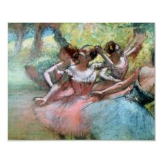 four ballerinas