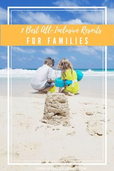Best All-Inclusive Resorts for Families | Family Travel | Multigenerational Travel | Top Family Resorts | Large Family Travel | Trivago Recommendations | Top Family Lifestyle Bloggers | Hard Rock Hotel Punta Cana | Jamaica | Disney Aulani Resort | Mexico
