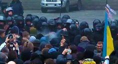 Ucraina: nuovi scontri in piazza a Kiev