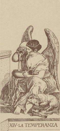 Die Bilder aus dem Tarocchi Dürer werden abgebildet mit freundlicher Erlaubnis von Lo Scarabeo.