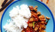Thai Cashew Fried Chicken Recipe  ไก่ผัดเม็ดมะม่วงหิมพานต์