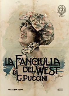 Fanciulla del West film poster by Spellani.jpg
