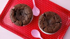 Chocolate Molten Lava Cakes Video