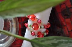 How to make beaded napkin rings | Napkin Rings and Charms