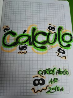 #cuaderno #letra #marcado School Notebooks, Doodle Drawings, Smash Book, Letters And Numbers, Hand Lettering, Back To School, Diy And Crafts, Doodles, Kawaii