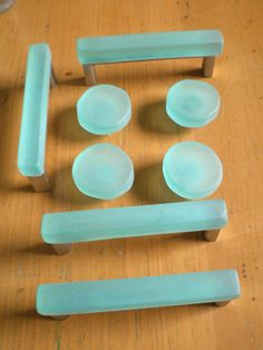 beach glass drawer pulls drawer pulls got me like mortice knobs blue crackle bronze door knobs pinterest
