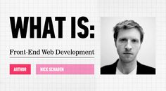 What Is Front-End Web Development?   General Assembly Blog #back2basics