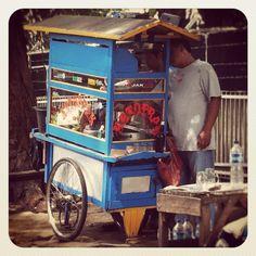 Ketoprak, one of Indonesian Traditional Food