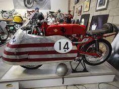 ducati record velocità 125 - 1956