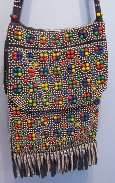 SALE 1970s Beaded Purse. Ugh yep that s the one alright. But at least we 58643d0d07