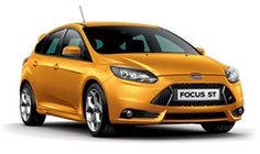 All New Focus ST-3