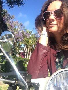 Sometimes a weekend getaway on a #scooter is what you need to recharge. #RealLoveStella
