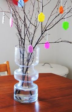 Perler bead easter eggs ornaments by mamamekko