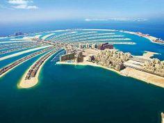 Palm Jumeirah #lux #dubai #island